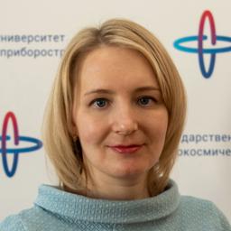 Анисимова Ирина Александровна