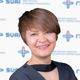 Николаева Лариса Игоревна
