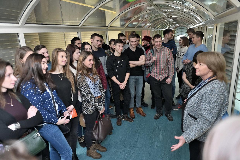 День студента 17 февраля в компании «Балтика»